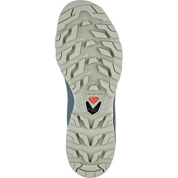 Salomon Outback 500 GTX Schuhe Damen ebony/black/shadow