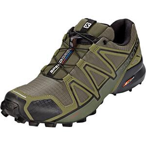 Salomon Speedcross 4 Schuhe Herren grape leaf/burnt olive/black grape leaf/burnt olive/black