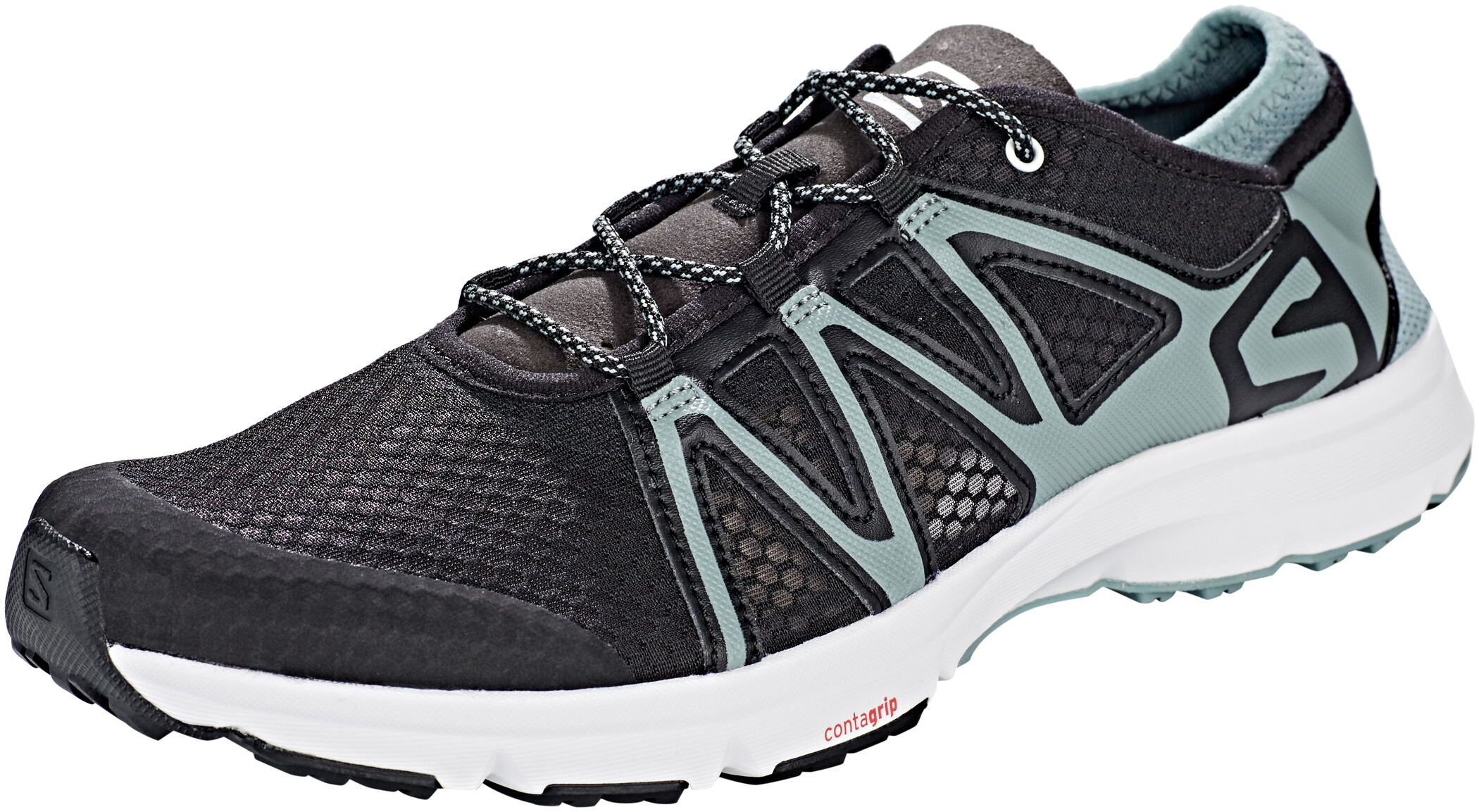 Salomon Crossamphibian Swift 2 Schuhe Herren blackleadwhite