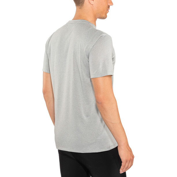 Salomon Agile Graphic T-Shirt Herren alloy