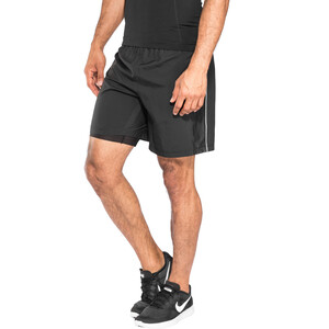 Salomon Agile 2in1 Shorts Herren black black