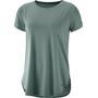 Salomon Comet Breeze T-paita Naiset, vihreä