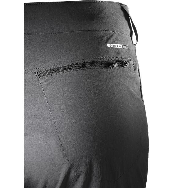 Salomon Wayfarer Straight Pantalon Femme, noir noir