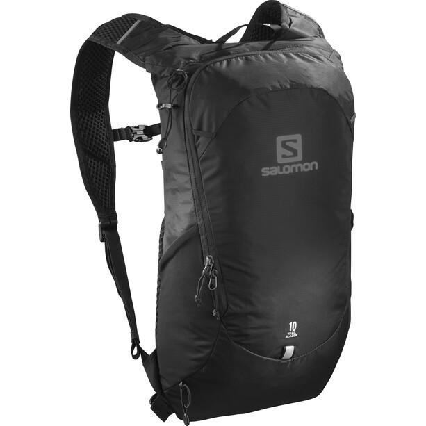 Salomon Trailblazer 10 Selkäreppu, black/black