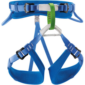 Petzl Macchu Harness Barn blue blue