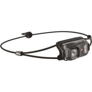 Petzl Bindi Headlamp black black