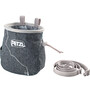 Petzl Saka Chalk Bag grey