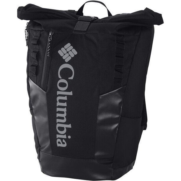Columbia Convey Rolltop Daypack 25l black/black