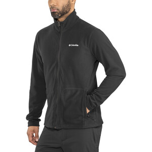Columbia Fast Trek Light Full-Zip Fleecejacke Herren black black