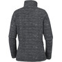 Columbia Fast Trek Light Printed Full-Zip Jacke Damen black spacedye