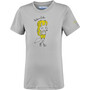Columbia Mini Ridge T-Shirt Jungen columbia grey