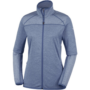 Columbia Baker Valley Full-Zip Fleecejacke Damen nocturnal nocturnal