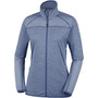 Columbia Baker Valley Full-Zip Fleecejacke Damen nocturnal