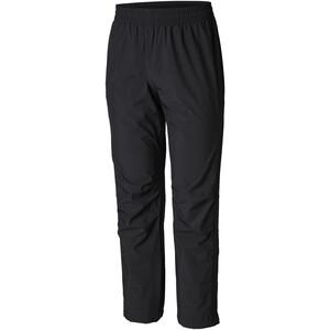 Columbia Evolution Valley Pantalones Hombre, negro negro