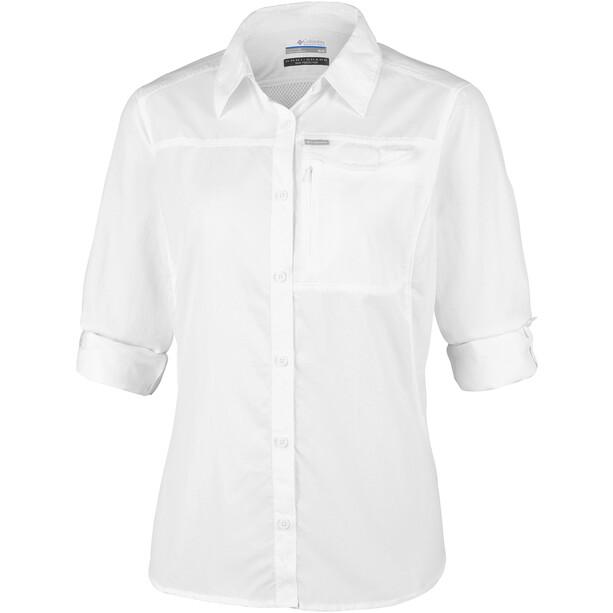 Columbia Silver Ridge 2.0 Langarmhemd Damen white