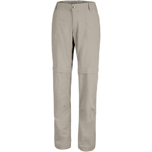 Columbia Silver Ridge 2.0 Convertible Pantalon Femme, marron marron