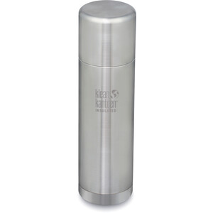 Klean Kanteen TKPro Thermo Bottle 1000ml brushed stainless brushed stainless