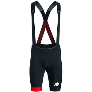 ASSOS Equipe RS S9 Trägershorts Herren national red national red