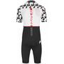 ASSOS Equipe RS S9 Le Houdini Combinaison pour cyclisme sur route Homme, noir/blanc