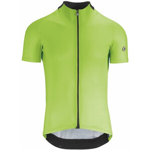 ASSOS Mille GT Maillot manches courtes Homme, visibility green visibility green