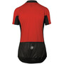 assos UMA GT Kurzarm Trikot Damen national red