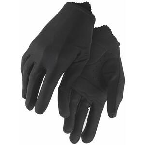 ASSOS RS Aero Vollfinger-Handschuhe schwarz schwarz