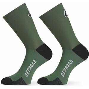 assos XC Socken mugo green mugo green