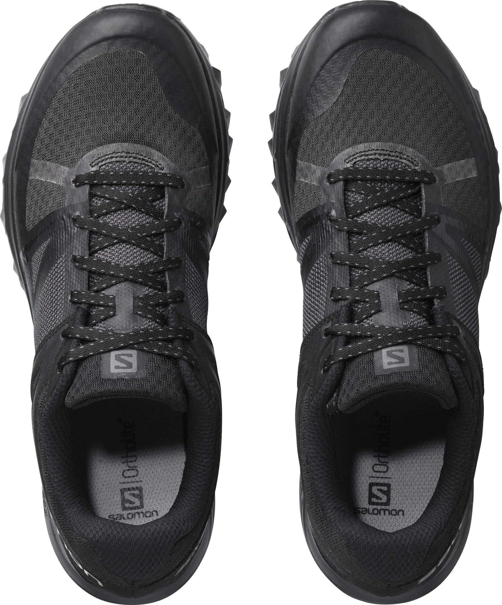 Salomon Trailster Shoes Herr phantomblackmagnet