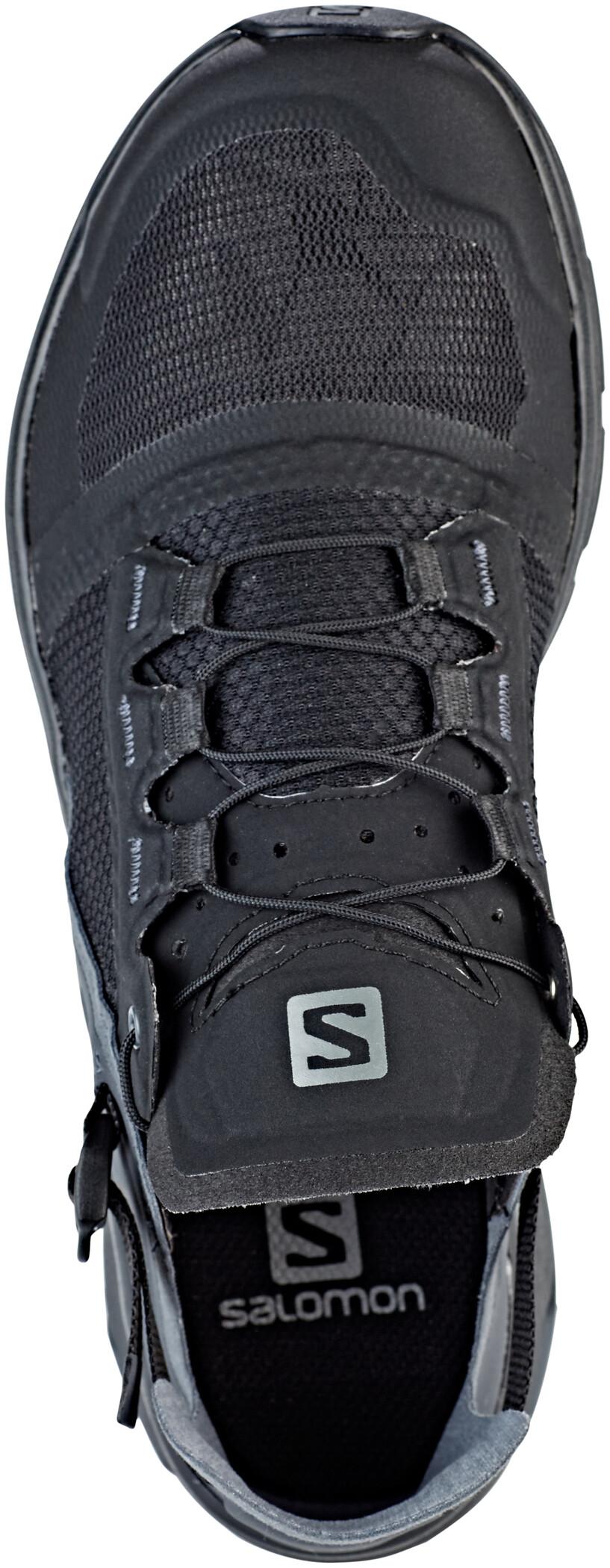 Salomon Techamphibian 4 Shoes Dam blackebonyquiet shade