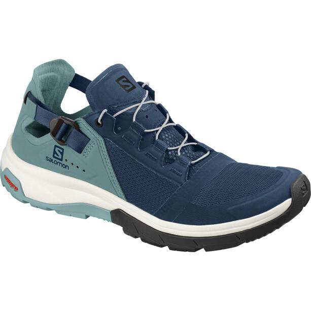 Salomon Techamphibian 4 Shoes Dam hydro./nile blue/poseidon