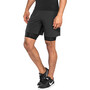 Salomon Exo Twinskin Shorts Herr black