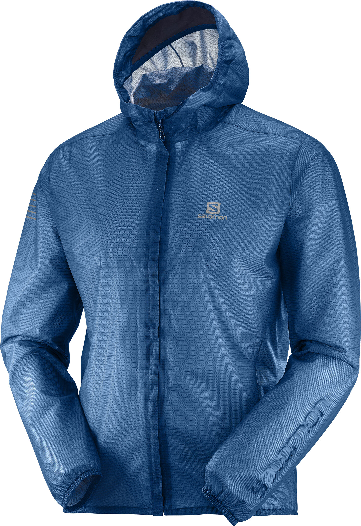 Salomon Bonatti Race WP Jacket Herr poseidon