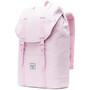 Herschel Retreat Mid-Volume Rucksack pink lady crosshatch