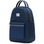 Herschel Nova Small Backpack 14l medieval blue crosshatch/medieval blue
