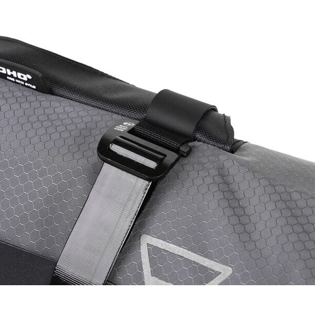 WOHO X-Touring Sacoche de guidon étanche, gris
