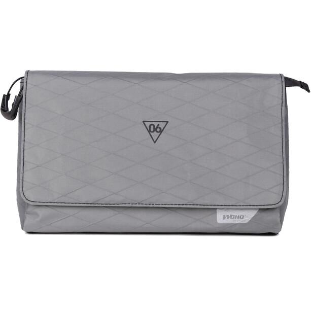WOHO X-Touring Accessoire Trockentasche honeycomb iron grey
