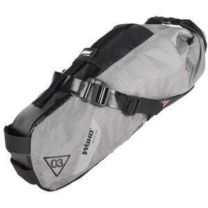 WOHO X-Touring Sattel Dry Bag S grau grau