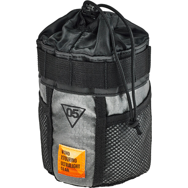 WOHO X-Touring Almighty Cup Holder honeycomb iron grey