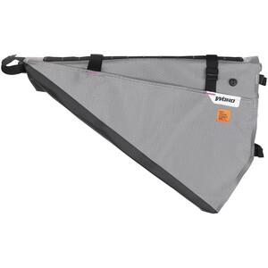 WOHO X-Touring Dry Rahmentasche L honeycomb iron grey honeycomb iron grey