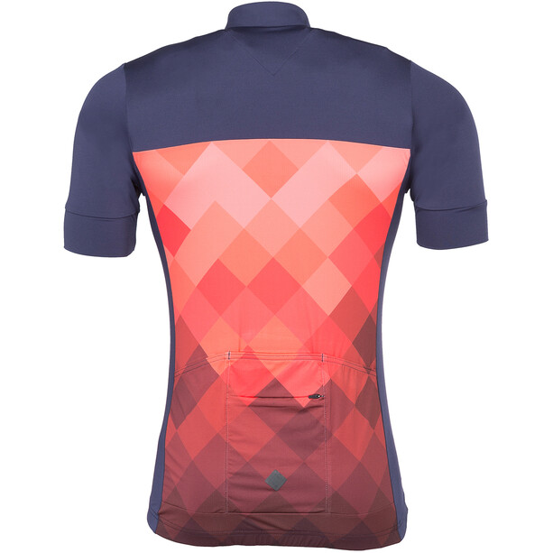 Triple2 Velozip Performance Jersey Men living coral