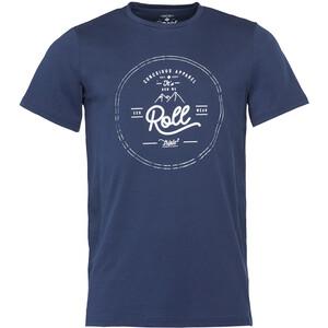 Triple2 Laag Handwrite T-Shirt Men Herren peacoat peacoat