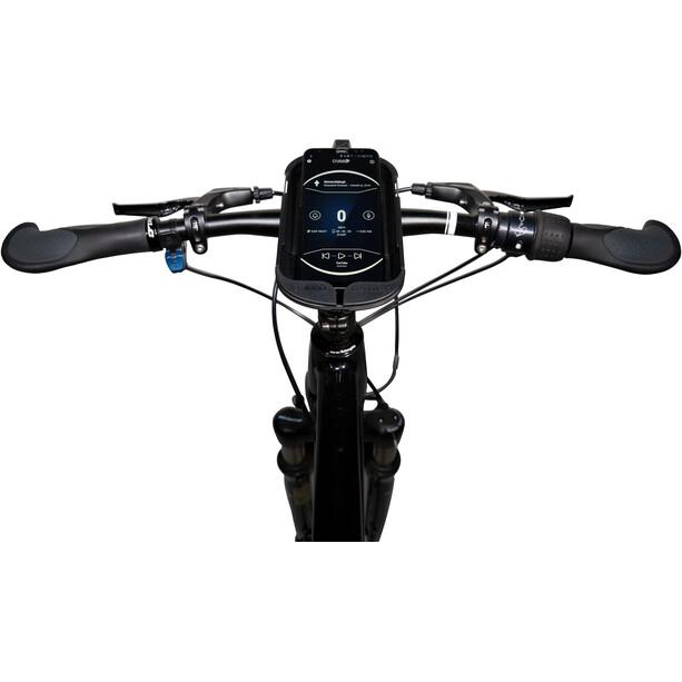 SMINNO CESAcruise S Fahrrad-Cockpit System schwarz