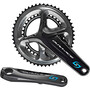 Stages Cycling Power LR Powermeter Kurbelset for Shimano Dura-Ace R9100 50/34 Teeth