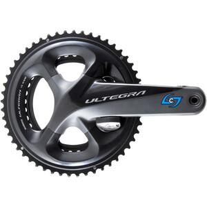 Stages Cycling Power LR Powermeter Kurbelset for Shimano Ultegra R8000 50/34 Teeth