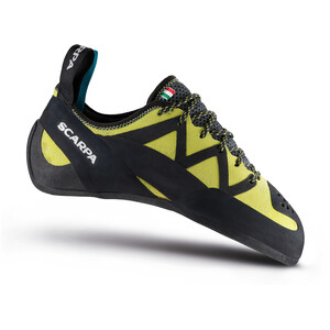 Scarpa Vapor Lace Climbing Shoes Herr yellow yellow