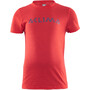 Aclima LightWool T-Shirt Barn high risk red