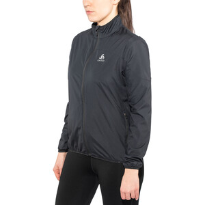 Odlo Element Light Jacke Damen black black