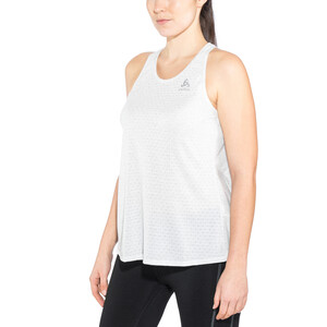 Odlo BL Millennium Linenco Rundhals Tank Top Damen light grey melange light grey melange