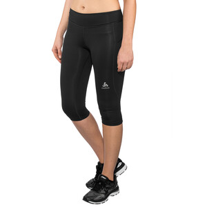 Odlo BL Smooth Soft 3/4 Hose Damen black black