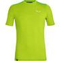 SALEWA Pedroc Hybrid 2 Dry T-shirt Homme, vert
